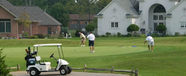 Irmo sc golf courses for Home builders south carolina