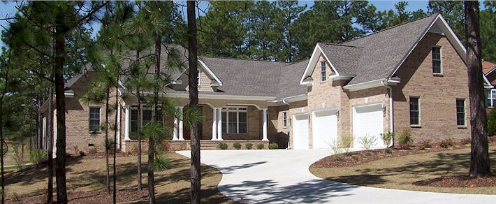 Sumter sc golf courses for Home builders in sumter sc